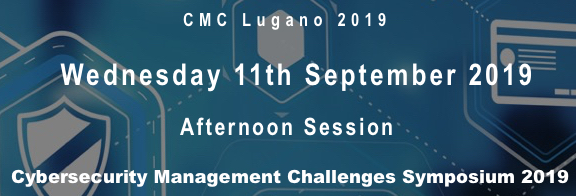 cybersecurity Management Challenges Symposium 2017 - Lugano